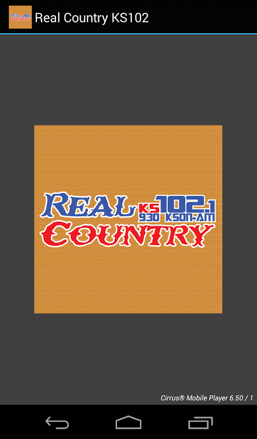 Real Country KS102- screenshot