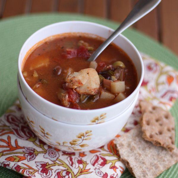Italian Fish and Potato Stew Recipe