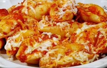 Cheese Ravioli Casserole