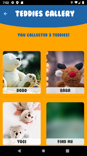 Teddy Hunt - discover teddy bear stories android2mod screenshots 7