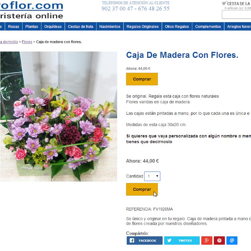 Cómo regalar flores en tres pasos y recibirlas solo en uno