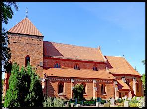 Photo: Die Dorfkirche Belitz wurde im 13. Jahrhundert errichtet.