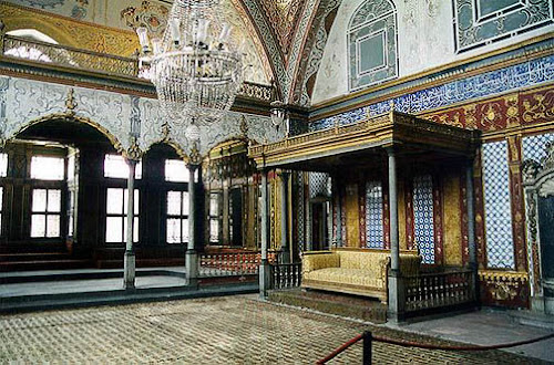 Photo Harem et Palais Topkapi