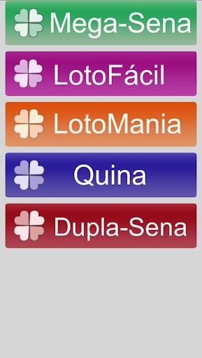 Loteria - Números Da Sorte for PC