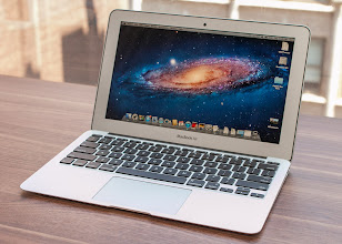 """Photo: 11"""" MacBook Air. Check out our review: http://cnet.co/LpzLbL"""