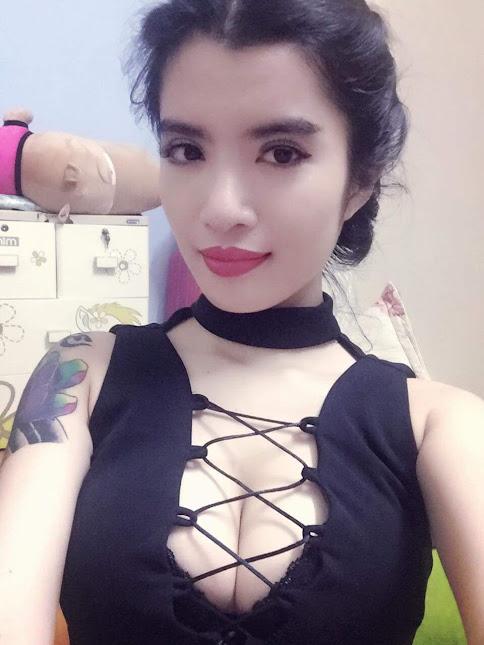 DJ Su Tây (Phan Lê Kim Phú), hot girl DJ 13