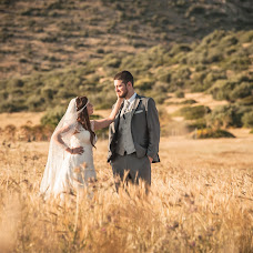 Hochzeitsfotograf Marios Kourouniotis (marioskourounio). Foto vom 30.01.2018
