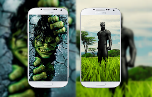 Avengers Wallpaper Hd Apps Bei Google Play