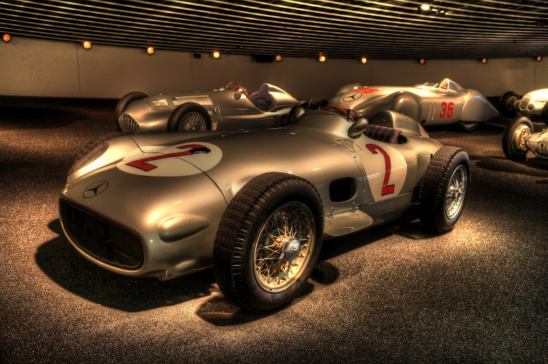 Photo: Mercedes-Bnez W196