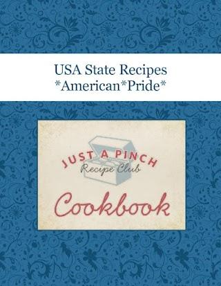 USA State Recipes *American*Pride*