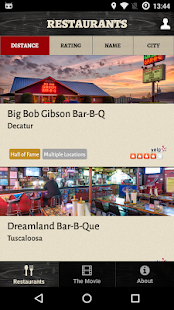 Alabama BBQ Trail- screenshot thumbnail