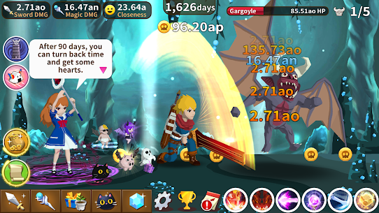 Demon Princess Marie Apk Download For Android and Iphone 7