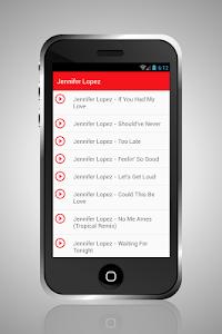 Jennifer Lopez Mp3 Lyrics screenshot 0