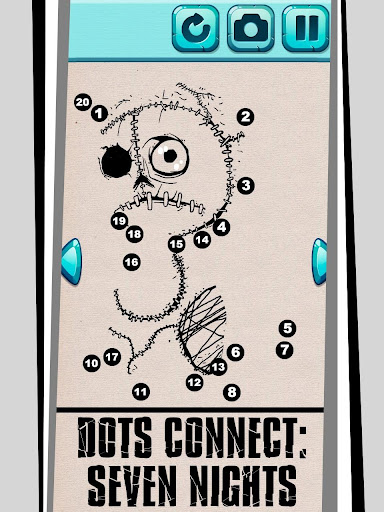 Dots Connect: Seven Nights