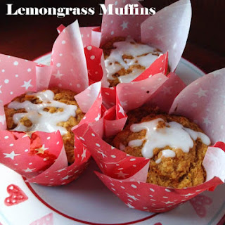Sweet Potato, Ginger and Lemongrass Muffins