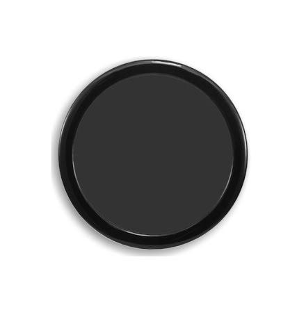 DEMCiflex magnetisk filter 140mm, rund, sort