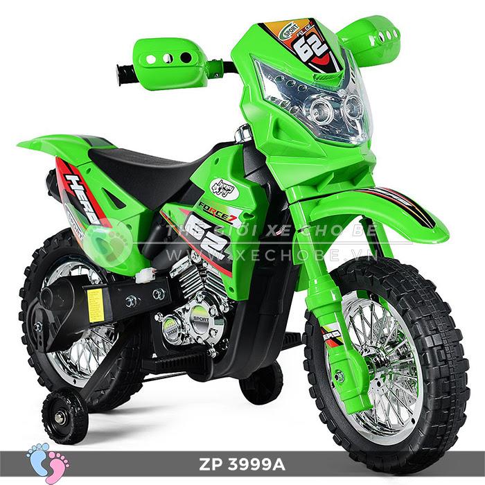 Xe mô tô điện địa hình 2 bánh ZP3999A 4
