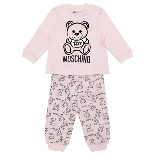 Primary image of Moschino Two Piece Baby Set