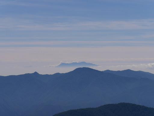 木曽御嶽山アップ