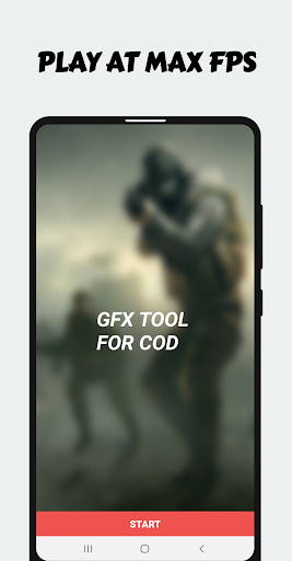 GFX Tool for COD - HDR 60fps ss3