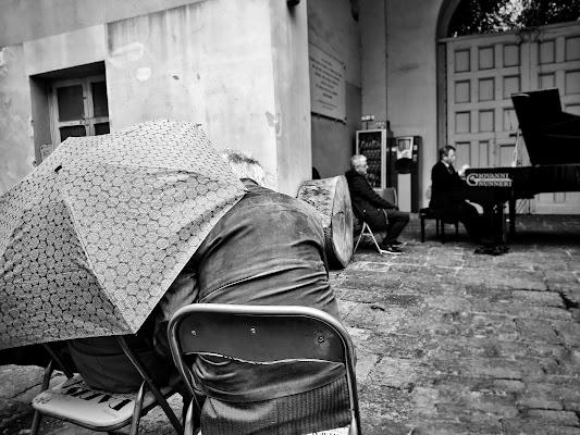due cuori e un ombrello di Memento-