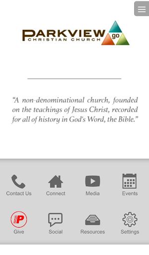Parkview Christian Church App
