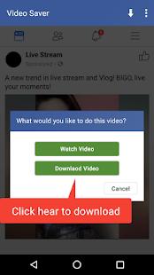 Video Saver - náhled
