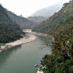 by Pratik Nandy - Landscapes Waterscapes