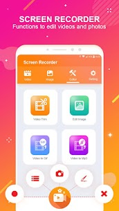 Screen recorder – Video recorder & Video editor App Download For Android 2