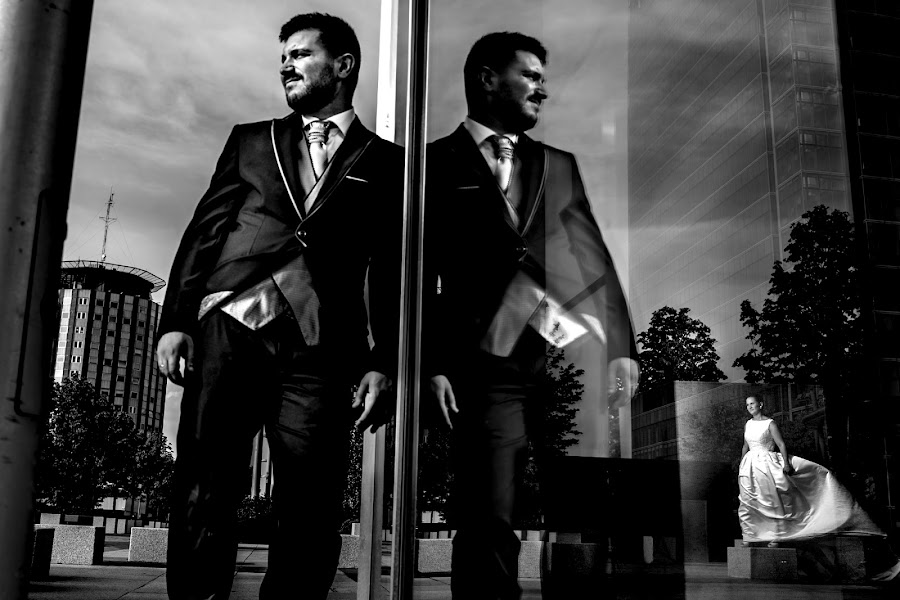 Wedding photographer Iñaki Lungarán (lungarn). Photo of 04.09.2016
