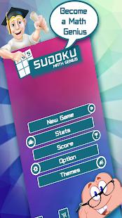 Sudoku Math Genius - náhled