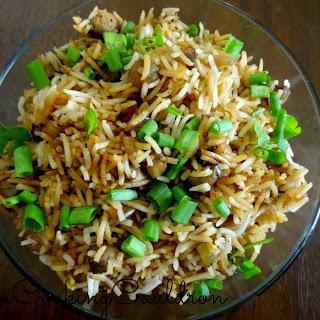 Mushroom Onion Rice Celery Recipes
