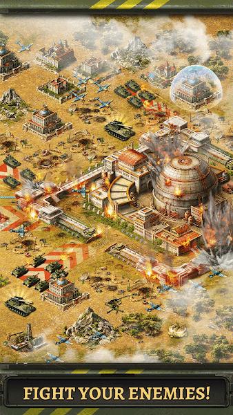 World at War: WW2 Strategy MMO v1.8.2 (Mod)