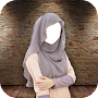 Hijab Woman Outfit Photo Maker APK icon