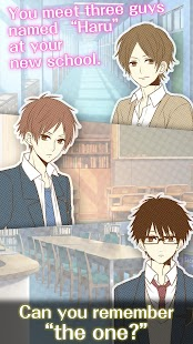 In Search of Haru : Otome Game Sweet Love Story- screenshot thumbnail