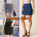 Modern Skirt icon