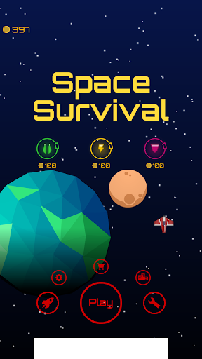 Space Survival 1.6 screenshots 1