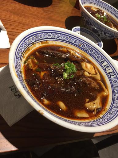 目前覺得最好吃的牛肉麵之一
