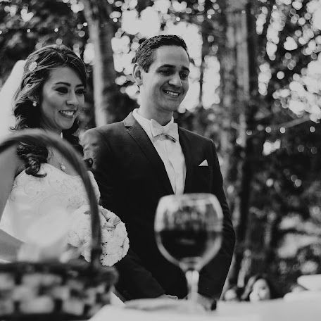 Wedding photographer Osiel Pérez (osielperez). Photo of 16.01.2018