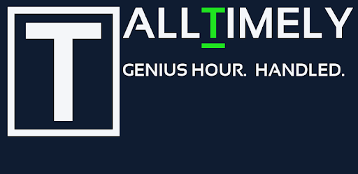 This is the mobile app version of the popular Genius Hour web application.