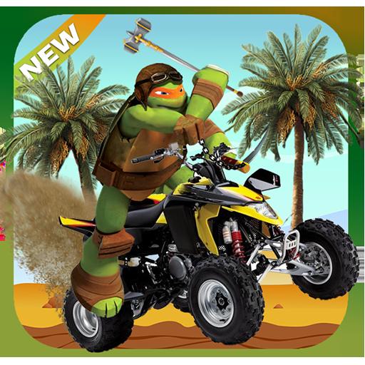 Turtle quad adventure