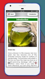 Green Tea Benefits 1