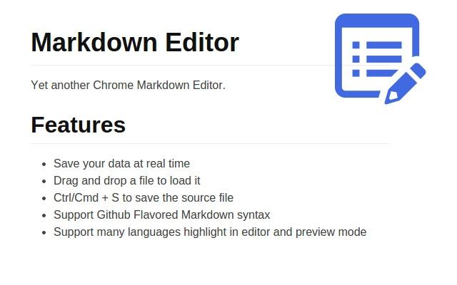 Markdown Editor