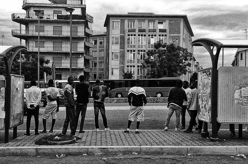 Fermata d'autobus di Fiorenza Aldo Photo