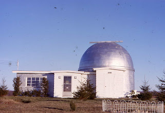 Photo: Marshall Martz Observatory 176 Robbin hill Rd early 1960s