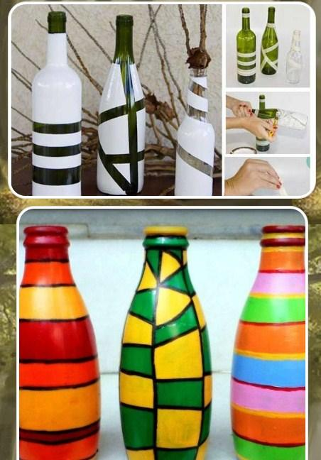 Glass bottle arts and crafts android apps on google play for Arts and crafts glass