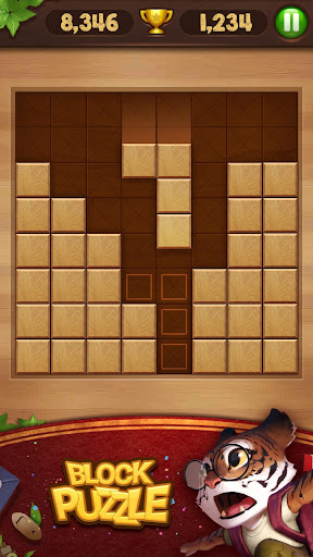Wood Block Puzzle game (apk) free download for Android/PC/Windows screenshot