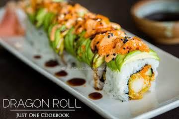 Dragon Roll Recipe