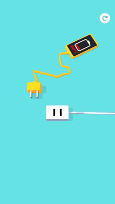 充電パズルゲーム - リチャージプリーズのおすすめ画像1