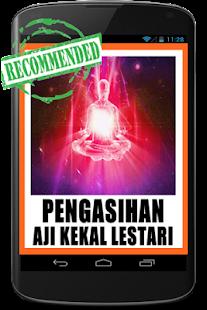 Pengasihan Aji Kekal Lestari - náhled